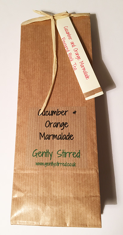 Cucumber & Orange Marmalade Bag