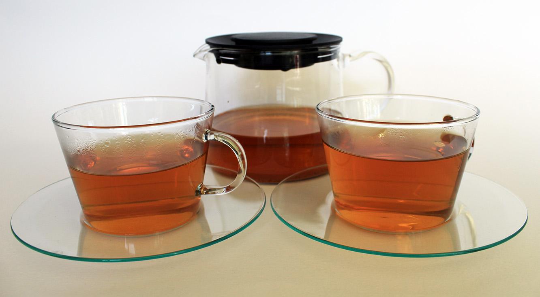 Cups & Teapot