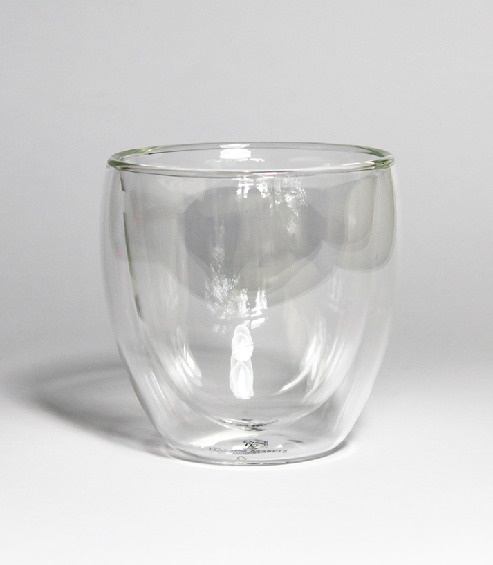 Double Walled Cup Empty