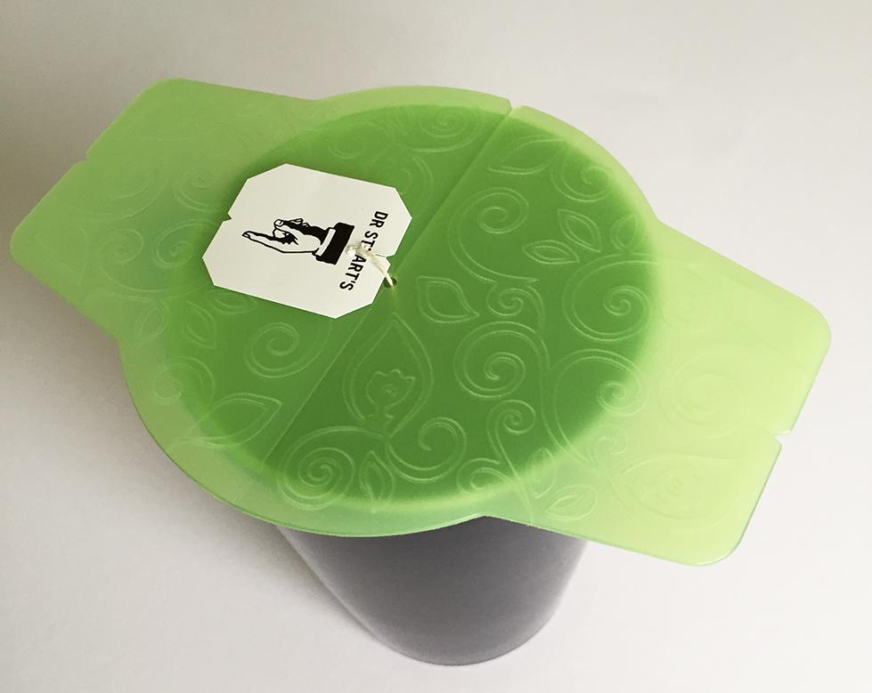 Tea Top in use