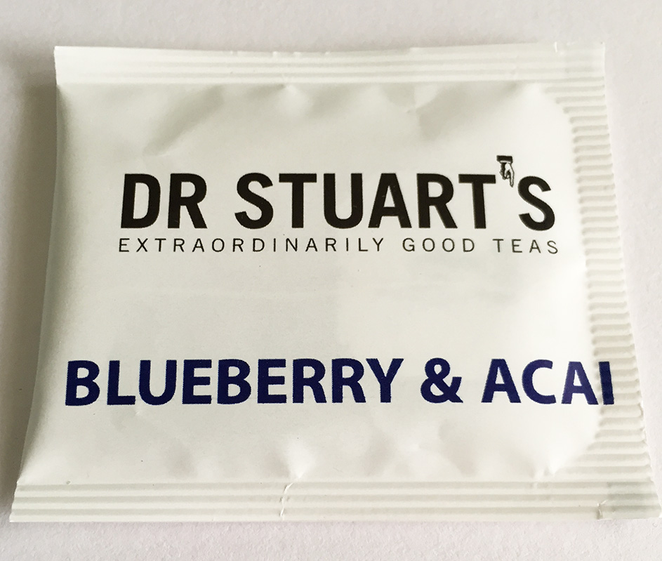 Teabag Packaging