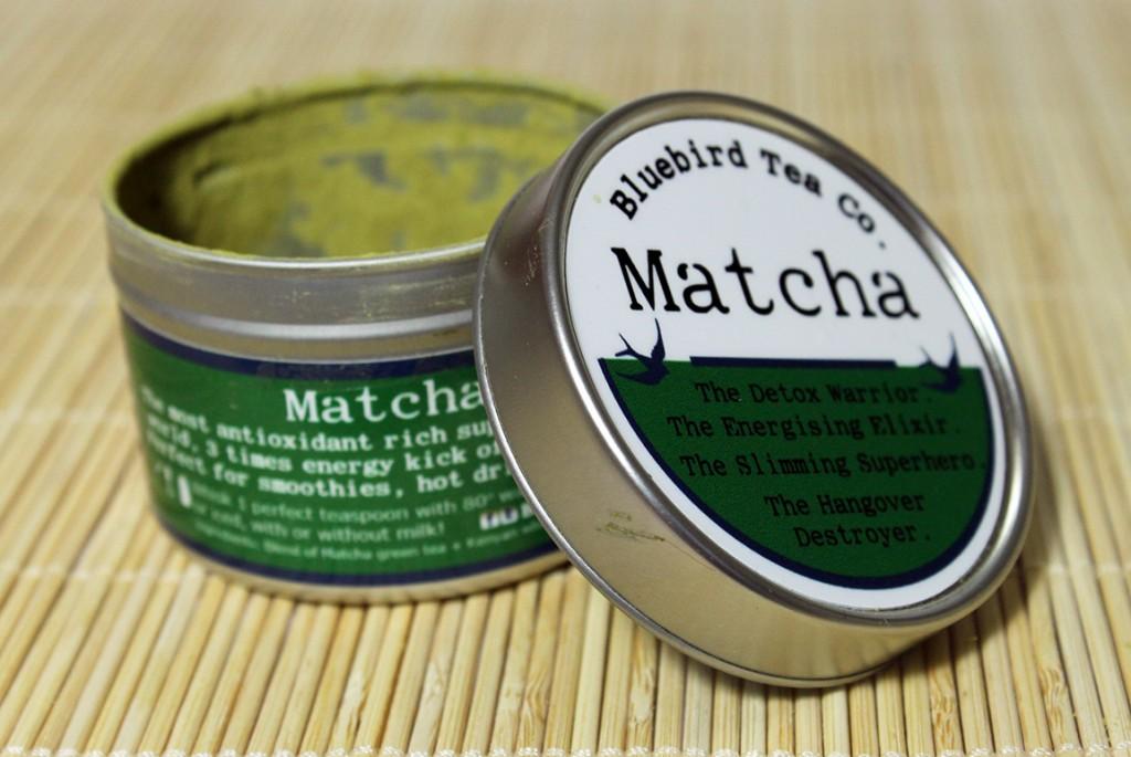 Matcha Tin