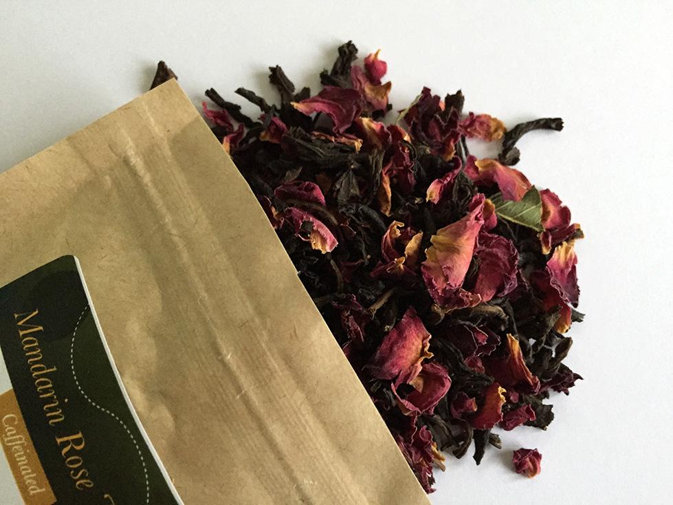 Mandarin Rose Loose