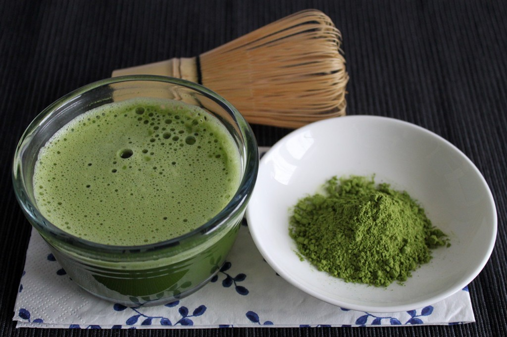 Matcha, Chasen, Powder