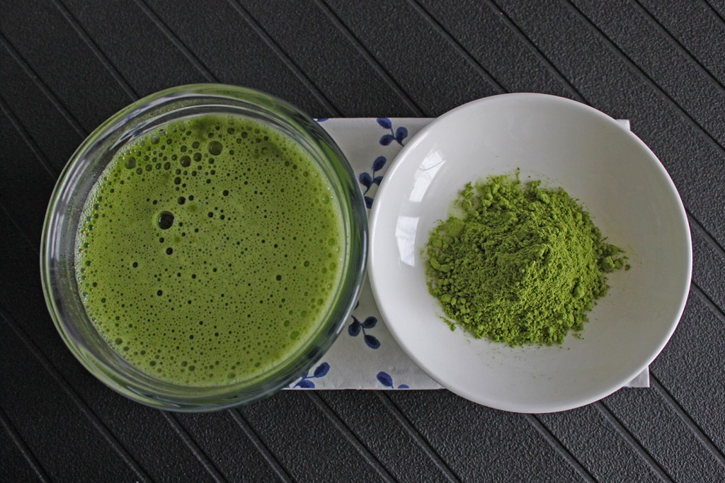 Matcha Top Down