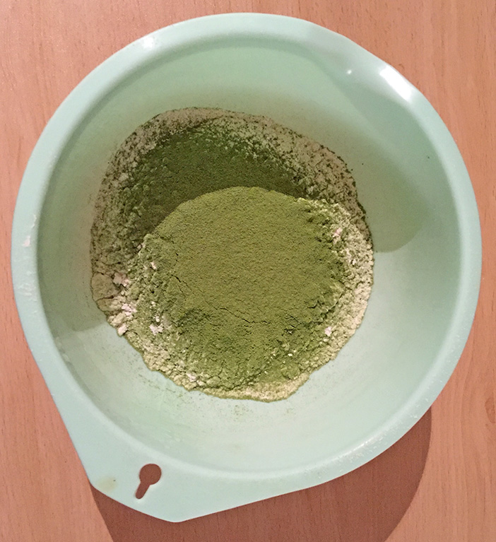 Matcha and Flour