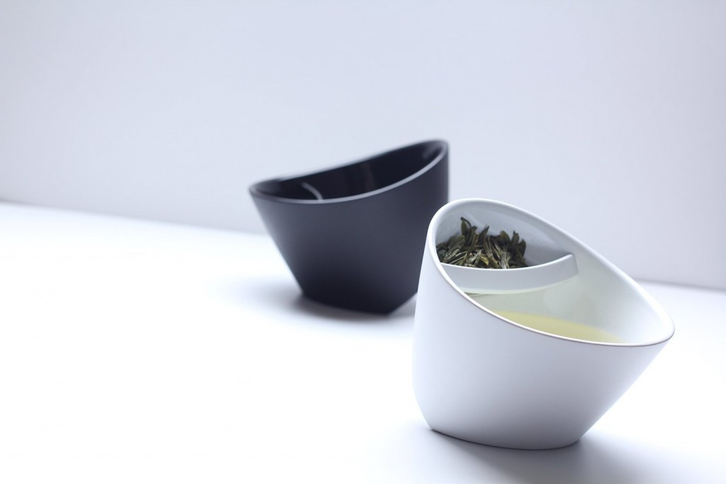 Magisso Tilting Tea Cup