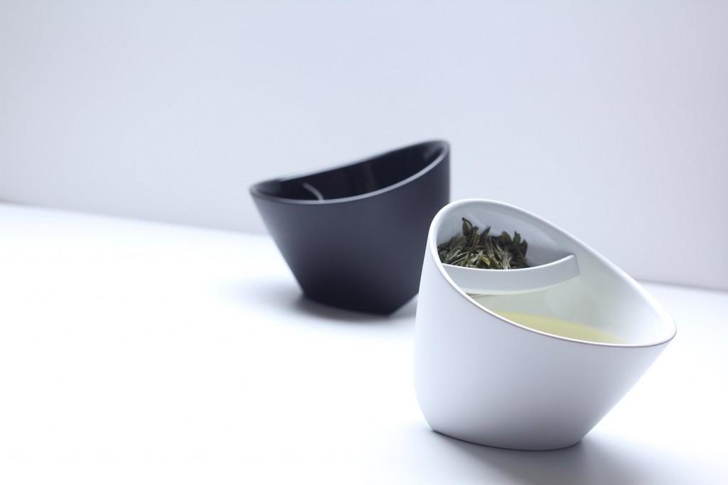 Magisso Tilting Tea Cup