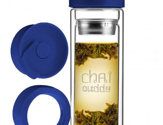 Chai Buddy blue