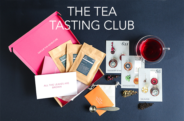 Whittard of Chelsea Tea Club Tea Subscription Box Review